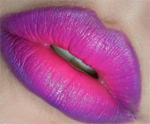 Ombré lips: como obter o efeito degradê