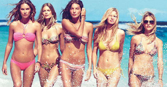 Moda praia: como escolher o biquini certo