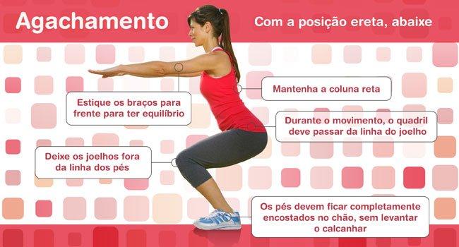 #ProjetoVerão: 10 motivos para incluir agachamento no seu treino