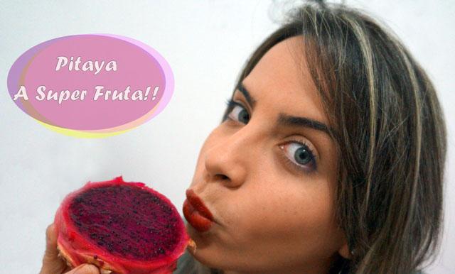 Pitaya, a grande aliada da beleza!
