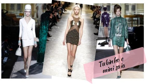 mini saia e tubinho- semana de moda de milao- inverno 2015