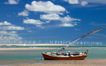 canoa quebrada- praias do ce- supermoderna