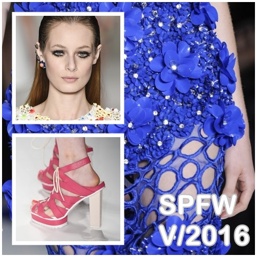 A moda Verão 2016 na SPFW