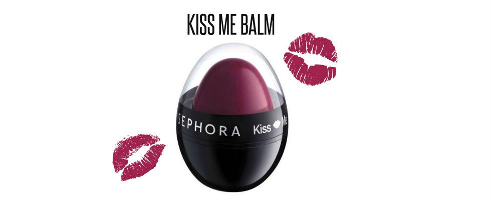 Lip balm Kiss Me da Sephora