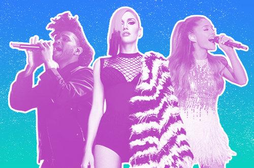#AMAs 2015: Look das famosas e os vencedores da noite