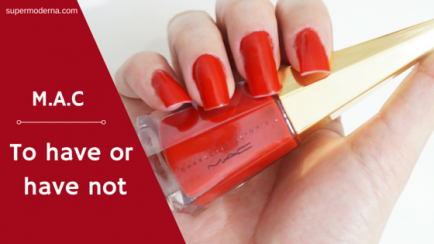 to have or have not- mac charlotte olympia- thaisa fortuni resenha