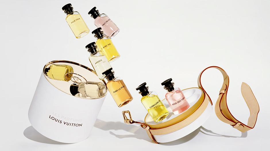 Les parfums, a nova linha de perfumes da Louis Vuitton