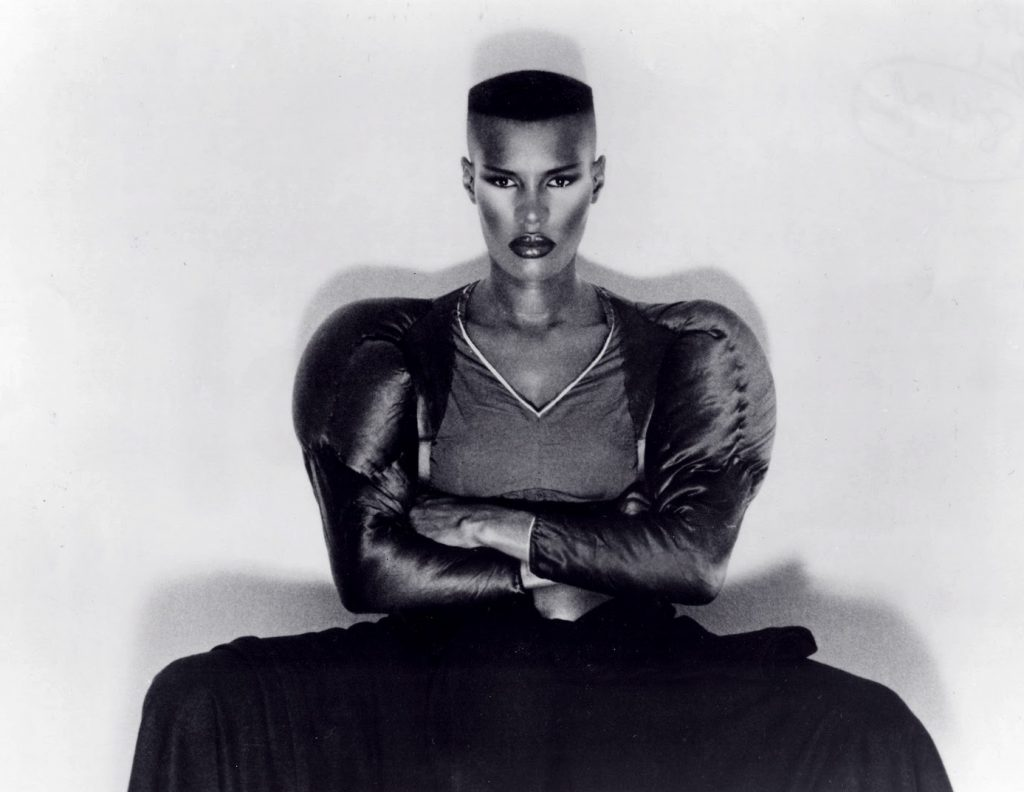 grace-jones-power dressing- fashion