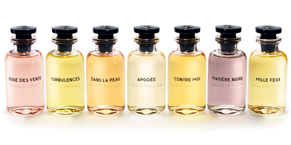 les parfums- louis vuitton