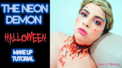 Halloween Makeup: The Neon Demon