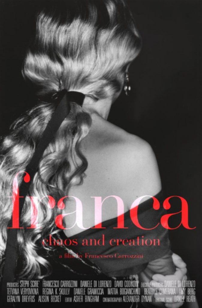 franca sozzani documentario