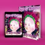capa revista super moderna- carnaval 2017