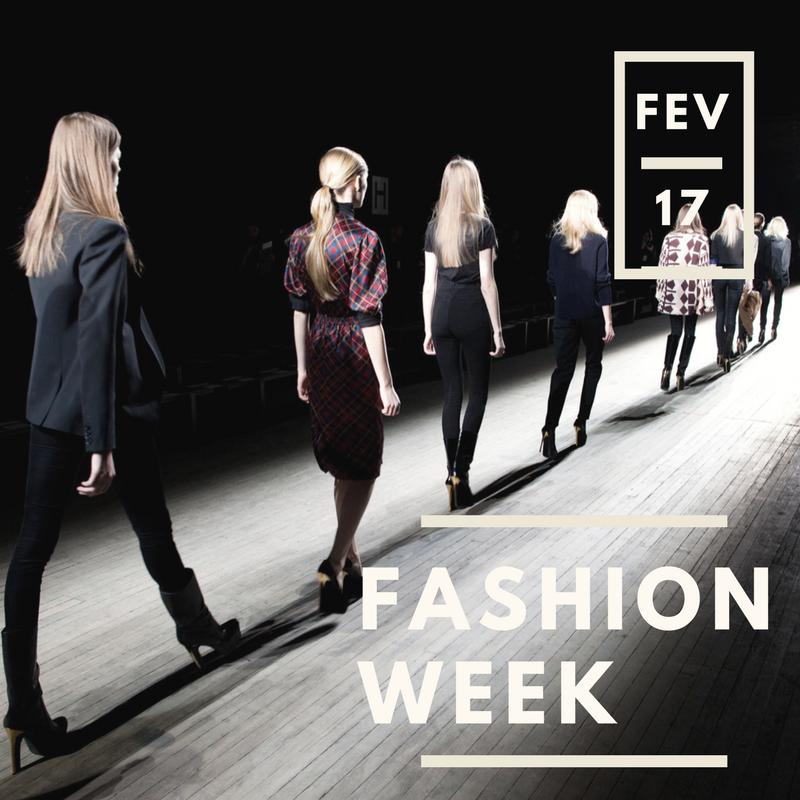 Semanas de moda internacionais: confira todas as datas