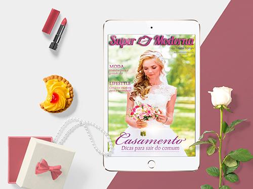 Revista Super Moderna – Casamentos
