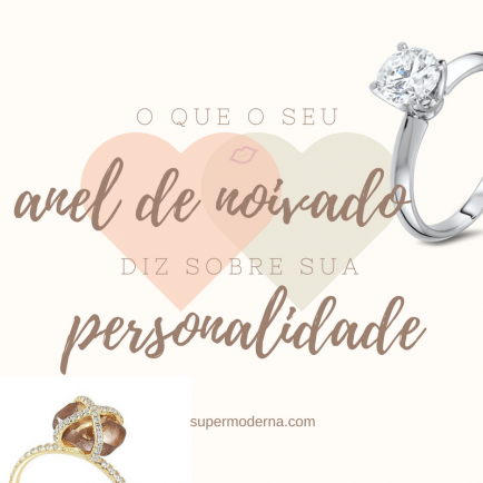 anel de noivado-personalidade