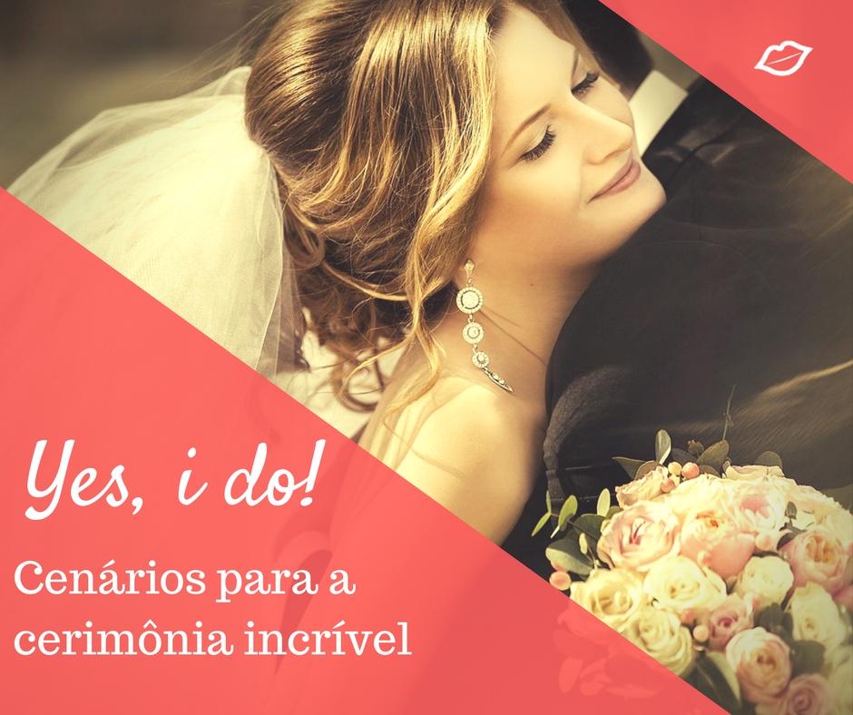 Casamento: locais para cerimônia incrível