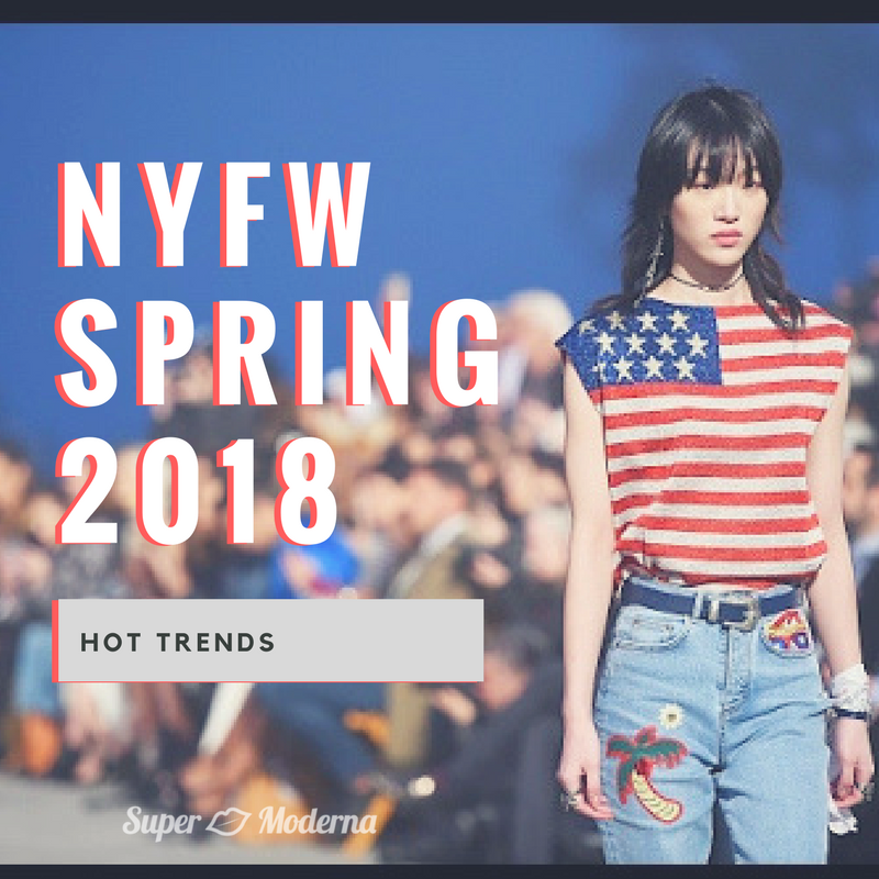 NYFW Primavera 2018: tendências e cores
