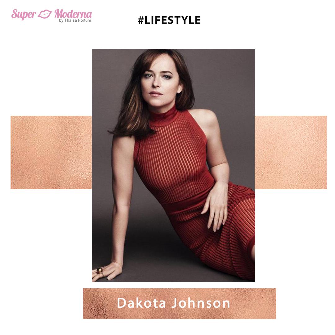 Entrevista: Dakota Johnson fala sobre sua personagem em 50 tons de liberdade