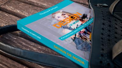 Meu terceiro livro: Design de Moda